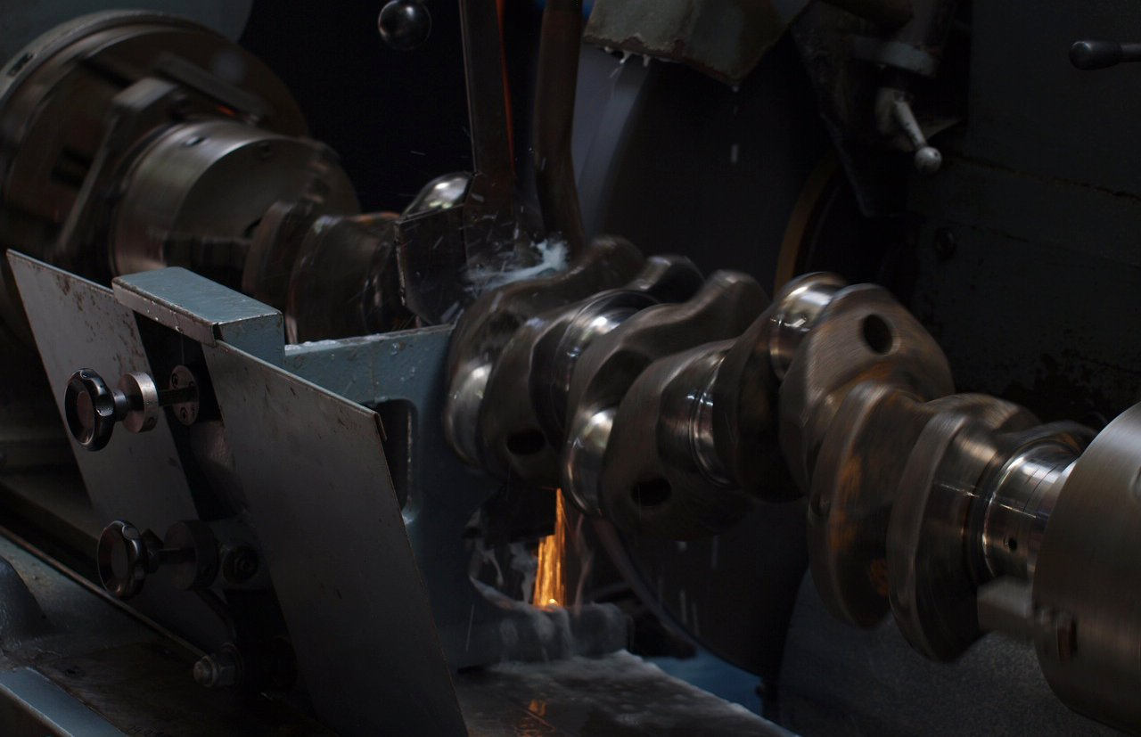 Engine Machining Tasmania Shaft Machining